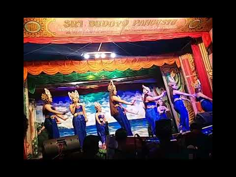 LUNGSET Nov17 Janger Sri Budoyo Pangestu Live 56 Ringin Agung Pesanggaran