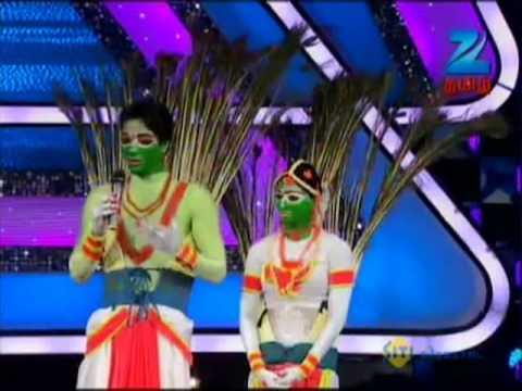 Dance India Dance Season 3 May 27 '12 - Mohena & Sanam