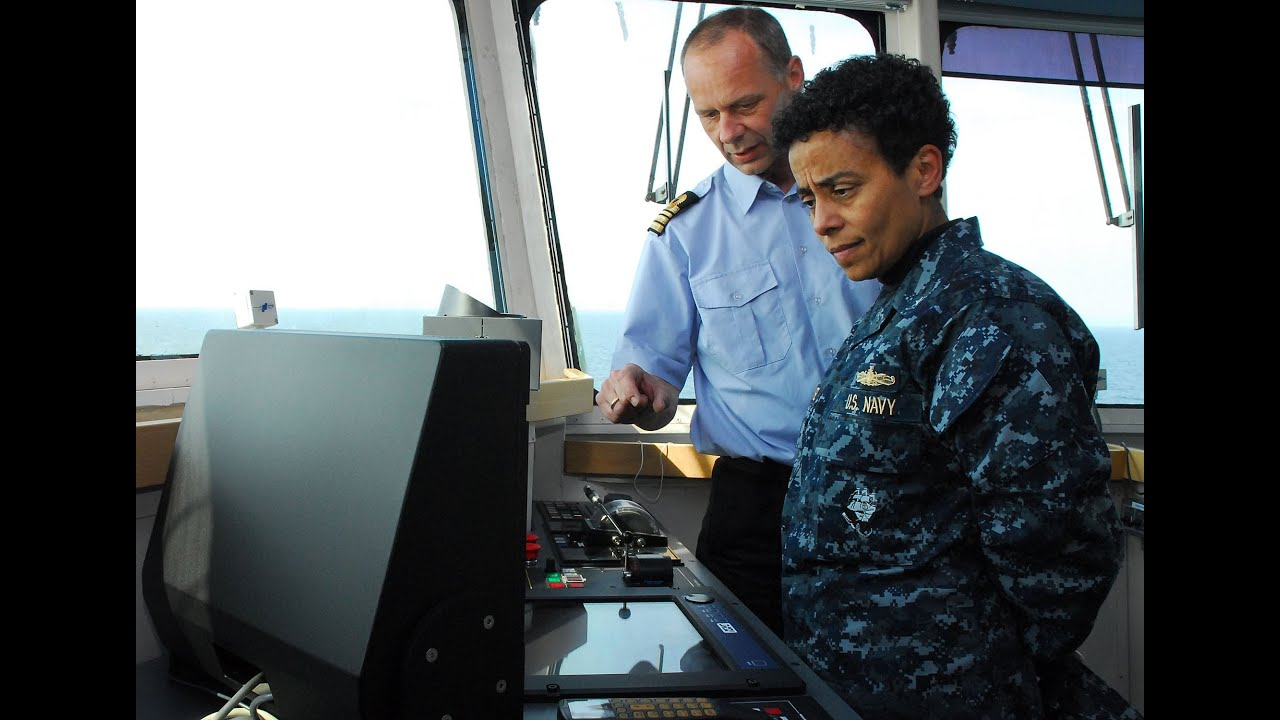 Woman Of Color Becomes Navys First Female Four Star Admiral