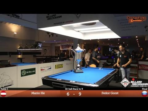 Pinneberg Open 2017 - Table 1