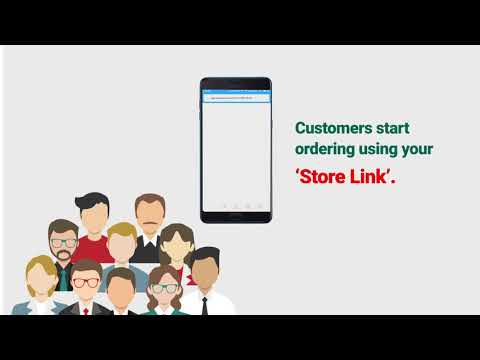 How to start taking orders online with Store Link?