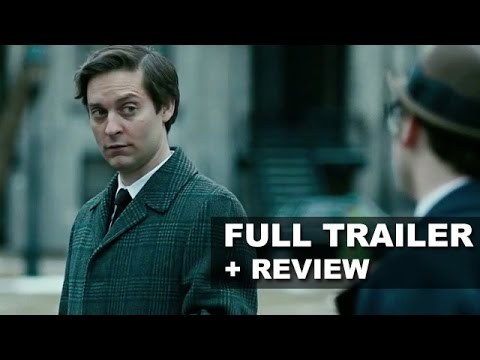 Pawn Sacrifice Official Trailer + Trailer Review - Tobey Maguire 2015 : Beyond The Trailer