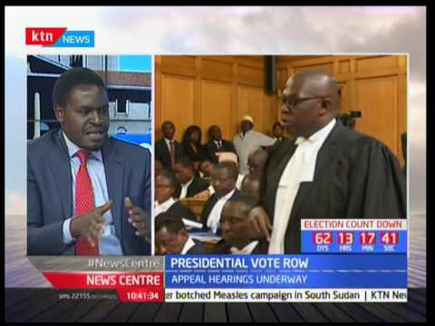 Advocate Nelson Havi: Developing story in the Court of Appeal on presidential vote row