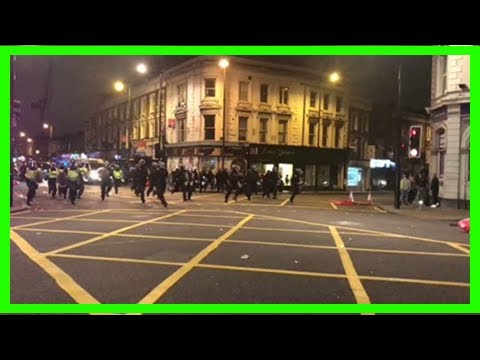 [News 2017] Angry protest erupts in east london over rashan charles death
