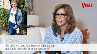 Adina Alberts, despre Teo: Are 50 de ani, dar arată cu 10 ani mai tânără!