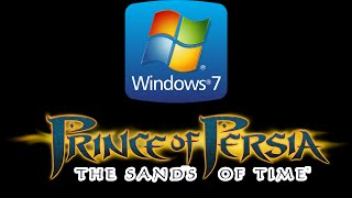 Play Win7/vista Prince of Persia The Sands of Time