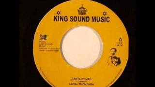 Linval Thompson - Babylon Man Dub