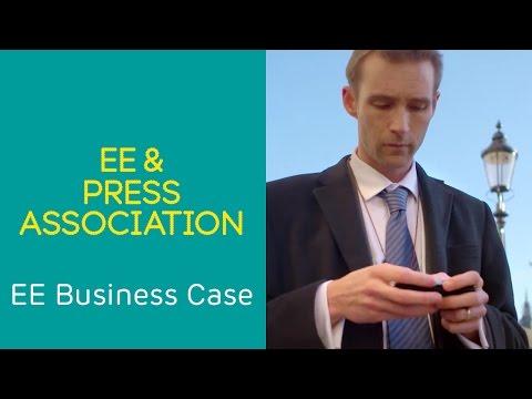 EE Business Case: Press Association & EE - Keeping the mobile workforce super secure