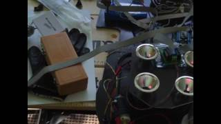 Proton pack electronics test