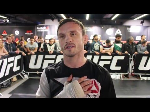 UFC London Open Workouts: Brad Pickett interview