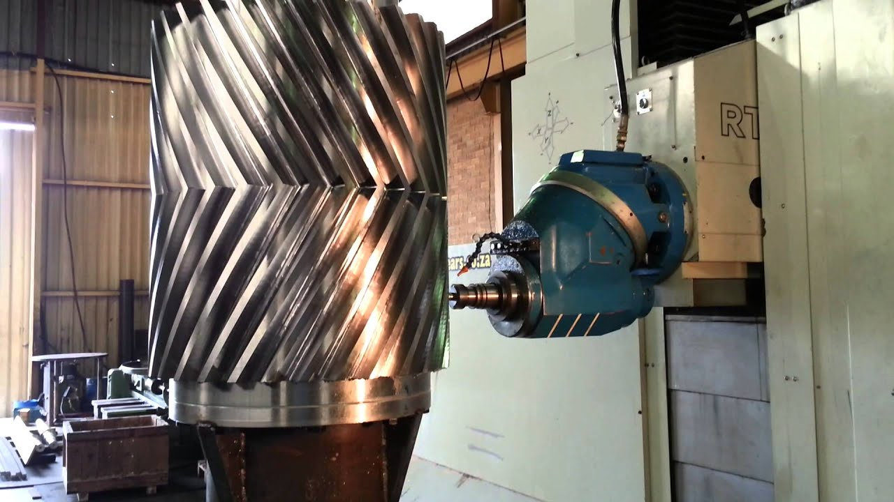 Exceed Gear Manufacturing & Engineering - Herring Bone ...