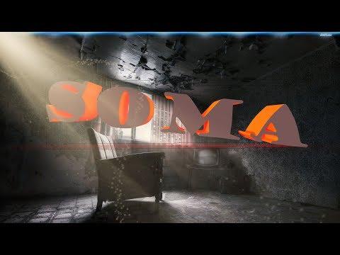 Робот Карл или как робот умирал!Прохождение игры Soma 3.ч (ужасы,horor)