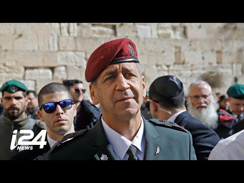 IDF Welcomes New IDF Chief of Staff Kochavi in Ceremony