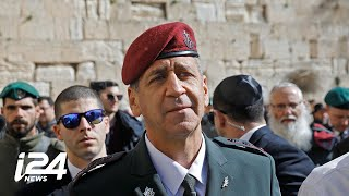 IDF Welcomes New IDF Chief of Staff Kochavi in Ceremony