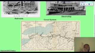 Video 1 -  Industry and Transportation - Gibbs - US History