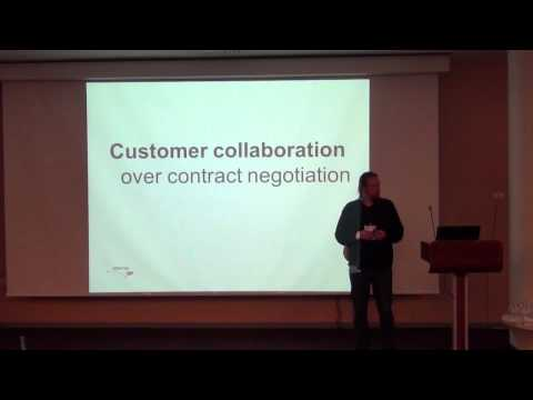 Johannes Brodwall 'Agile Contracts'