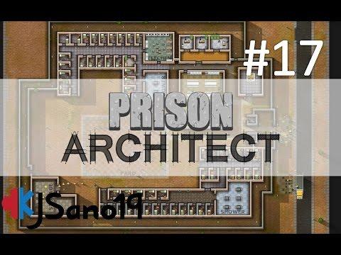 Prison Architect - Episode 17 - Foundation Fail