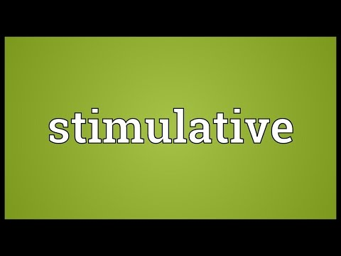 Header of stimulative