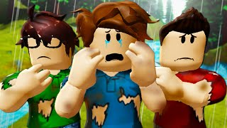 The Orphan Triplets: A Sad Roblox Movie