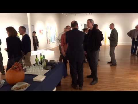Artist Tom Prinz Opening @ Gallery 72 in Omaha, NE