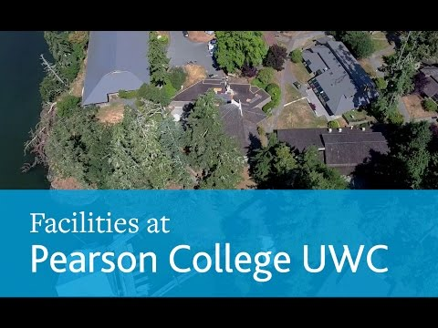 Facilities at Pearson College UWC