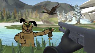 Duck Hunting Season : Duck Hunt Horror - Gameplay Walkthrough Part 1 (Android, iOS)