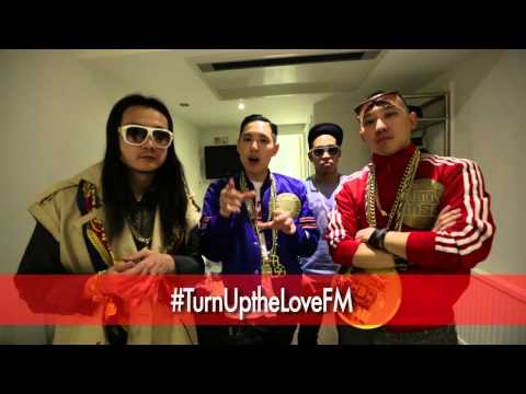 TURN UP THE LOVE VIDEO CONTEST... be in an official Far East Movement music video!