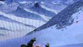 MTV Sports SnowBoarding Alaska