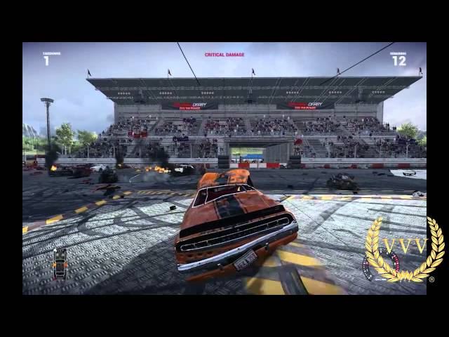 Next Car Game Early Access Alpha Demolition Derby gameplay