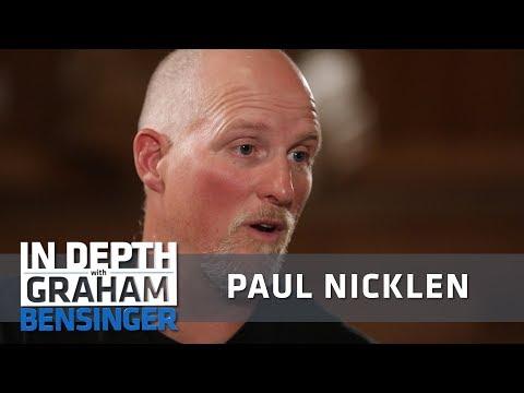 Paul Nicklen: Benefit of Trump's horrible environmental policies