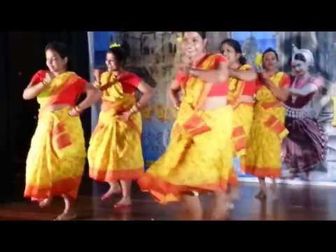 Mora Mana Udi Jaye Re - Odia Group Dance