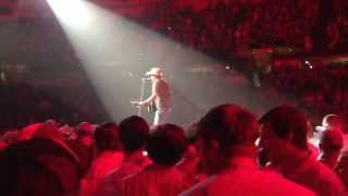 Jason Aldean - Johnny Cash (live) Charleston, SC. 5-17-13