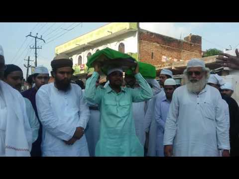 Urs 2016 of Hazrat Sayyid Shah Ghulam Rabbani Qaadri (R.A) , Hazaribagh
