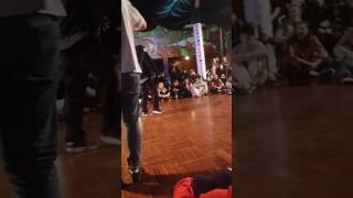 Street Dance Story 2017  Batalla Judge demo hiphop
