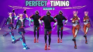 TOP 100 PERFECT TIMING Best Moments of Season 9
