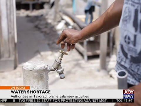 Water Shortage - Joy News Today (1-3-17)