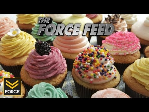 The Force Feed - Crazy Fans Send BioWare 400 Cupcakes (March 27th 2012) |