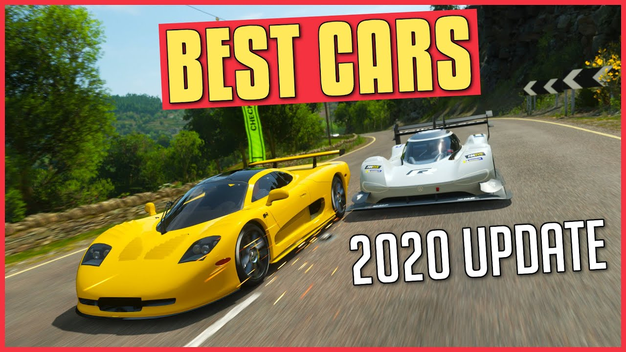 Best Cars in Forza Horizon 4 in 2020 (TOP 10) thumbnail
