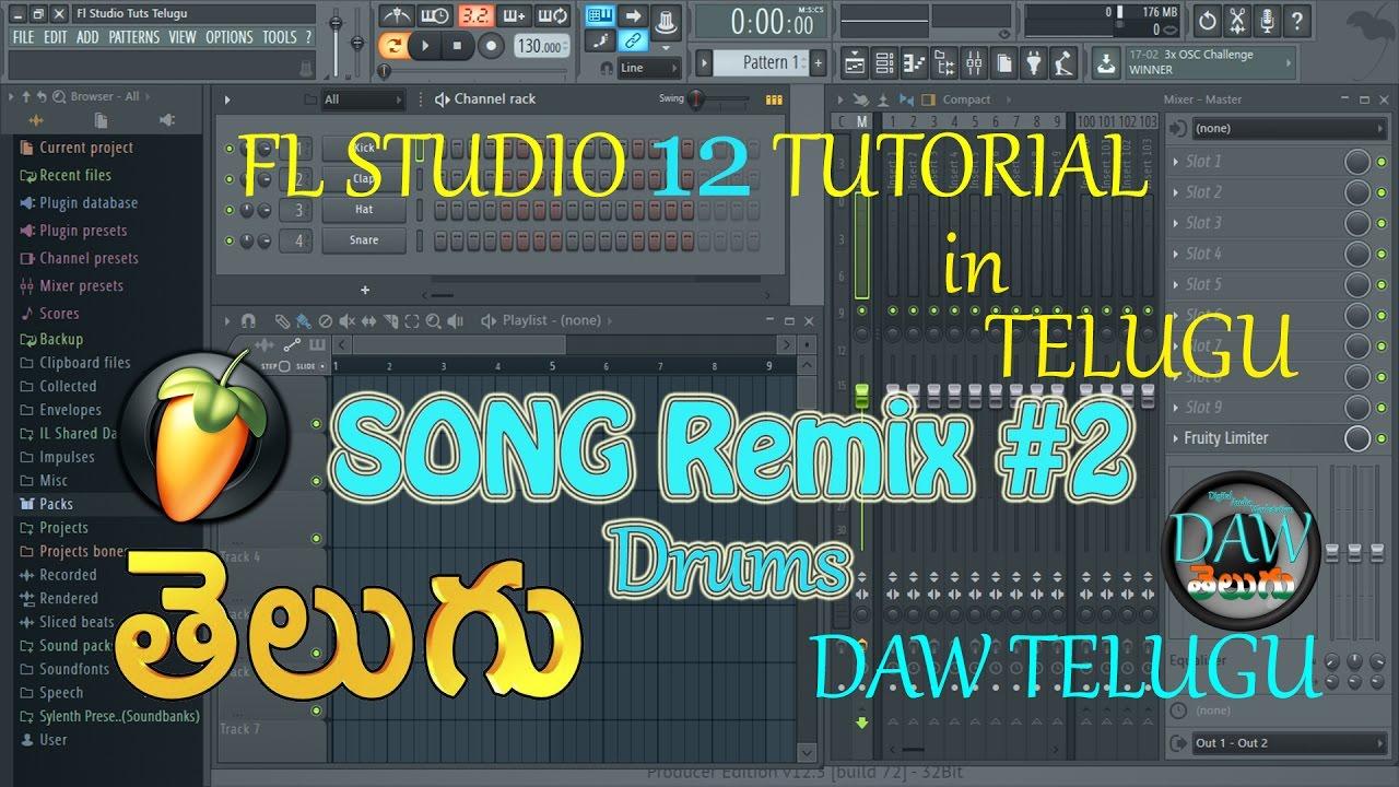 fl studio 32 bit tutorial