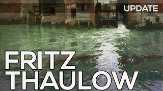 Fritz Thaulow: A collection of 178 works (HD) *UPDATE
