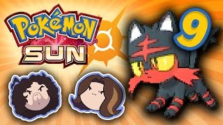Pokemon Sun: Radical Rotom Thing - PART 9 - Game Grumps