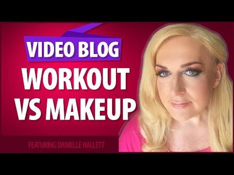 Makeup vs Workout - Can SportFX makeup survive a sweaty, 500+ calorie workout?