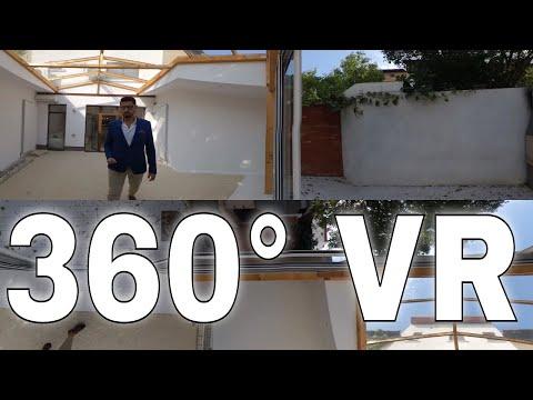 360° VR - Luxury Villa For Sale - Real Estates Bucharest Romania - Daniel Nelu