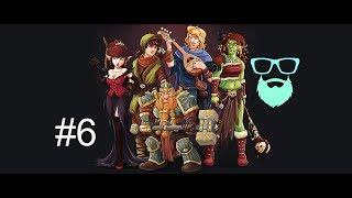 ВАМПИР В КОМАНДУ? | Dungeon Rushers | by Boroda Game