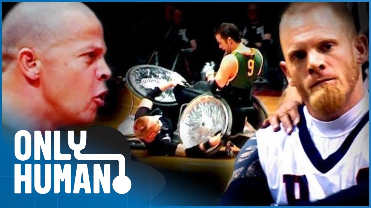 The Wheelchair Rugby Wars | Only Human