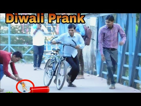 Happy Diwali Prank - Diwali Prank - Funny Pranks - Prank In India - Bomb Pranks - Pranks