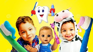 This is the Way Nursery Rhymes Song for Kids