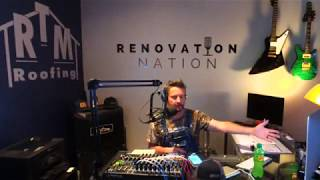Renovation Nation Live Studio 378 - COVID-19