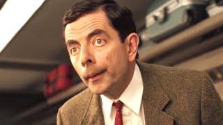 Train Trouble | Funny Clip | Classic  Mr. Bean