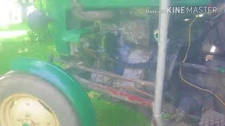 [Engine Sound ] Odpalanie ursusa c328 po naprawie rozrusznika